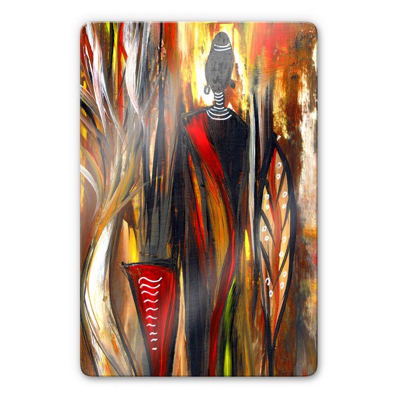 Niksic - Art of Africa 2 - Glass Art