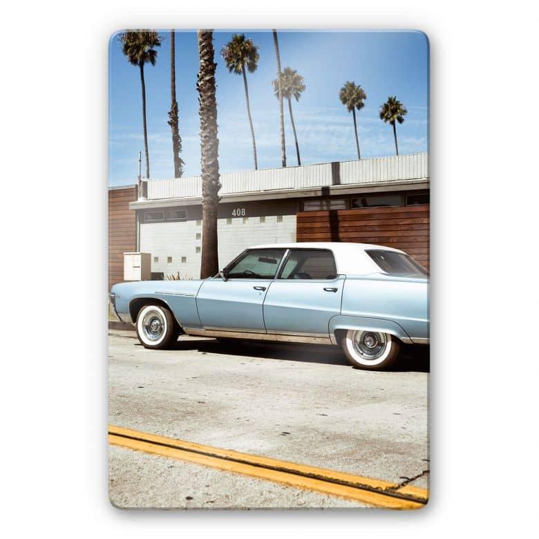Glasbild Ochlich - Miami Oldtimer