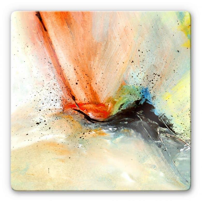 Glasbild Niksic - Ausbruch