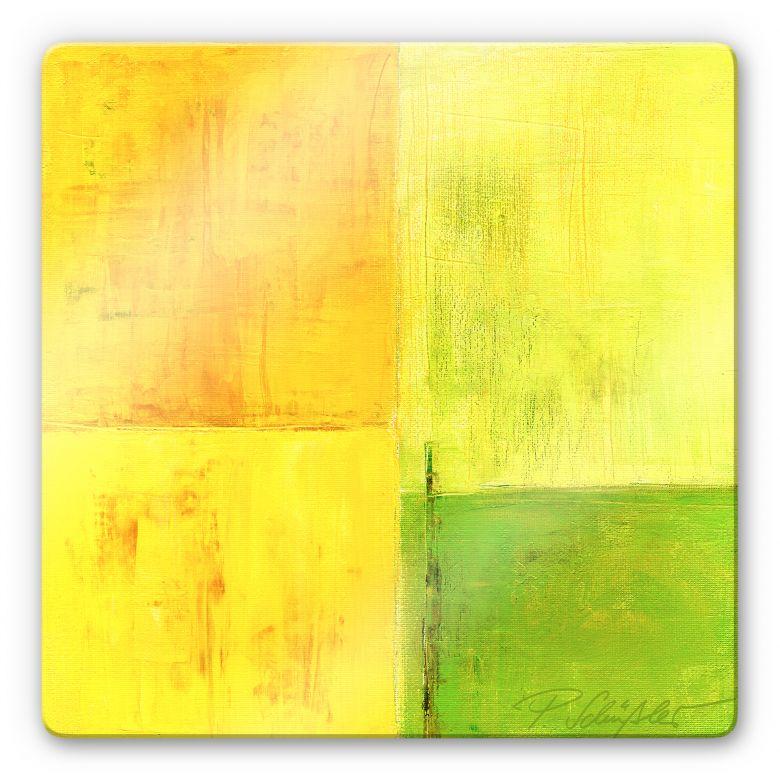 Glasbild Schüßler - Spring Composition II