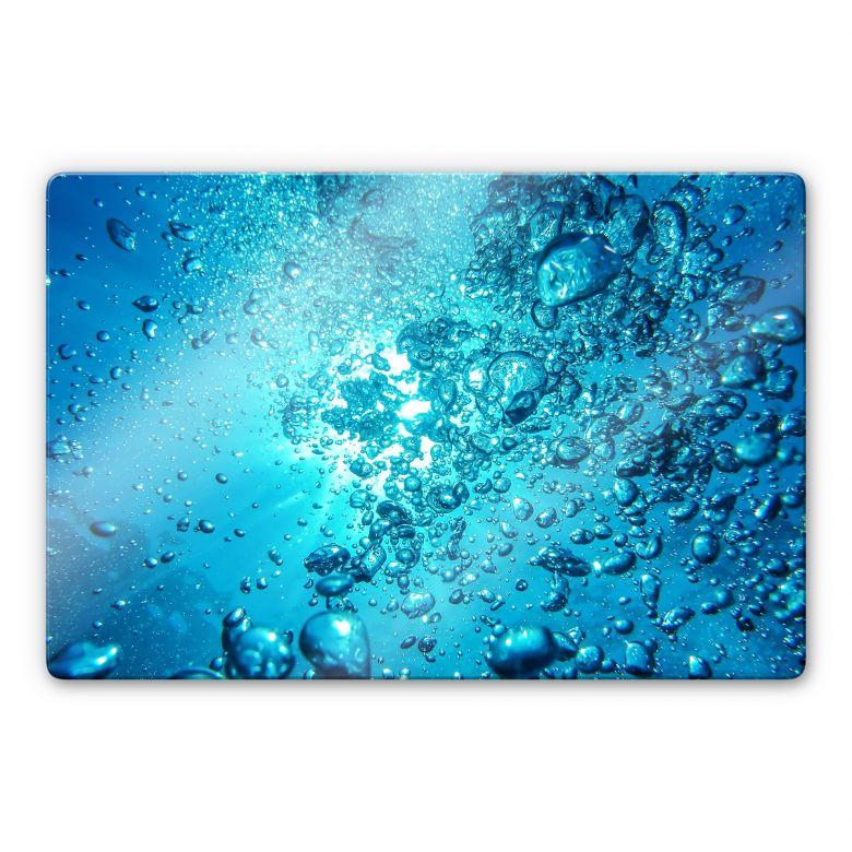 Glasbild Sound of the ocean