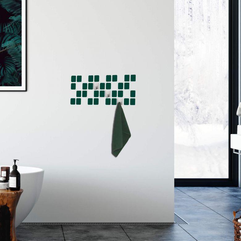 Wall hook elements