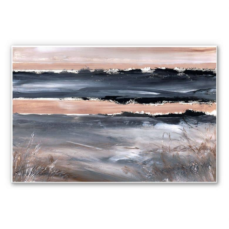Wandbild Niksic - Am Meer
