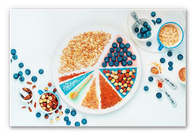 Wandbild Belenko - Breakfast 01