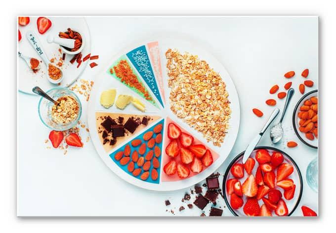 Wandbild Belenko - Breakfast 03