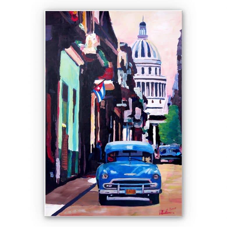 Wandbild Bleichner - Havanna-Feeling