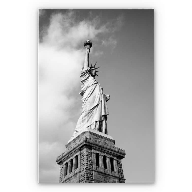 Wandbild Lady Liberty