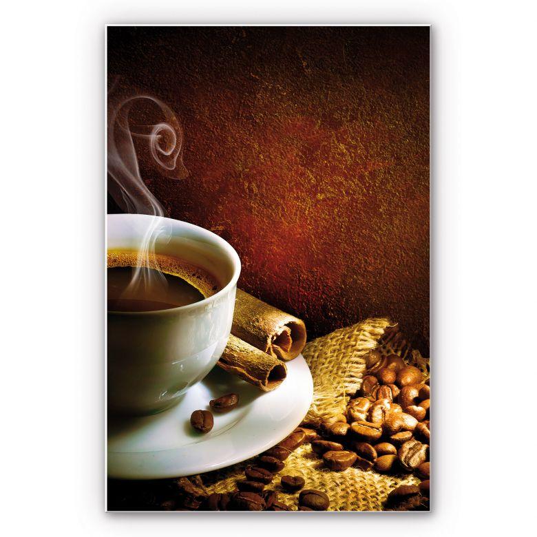 Wandbild Coffee 1