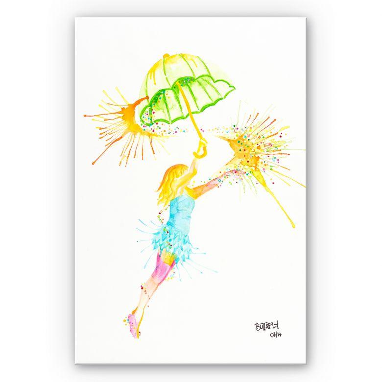Wandbild Buttafly - Dreamcatcher