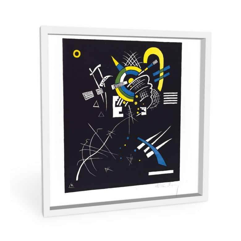 Wandbild Kandinsky - Kleine Welten 7