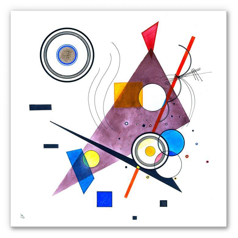 Wandbild Kandinsky - Komposition II