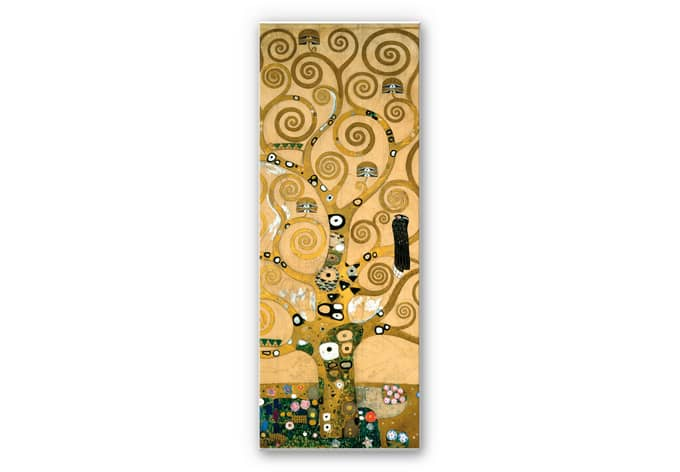 Wandbild Klimt - Der Lebensbaum