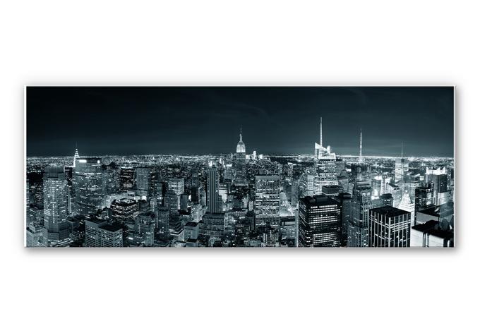 Forex print New York at Night 02