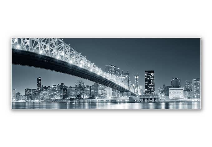 Tableau Forex - New York la nuit 03