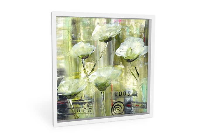 Wandbild Niksic - Ambiente Florale