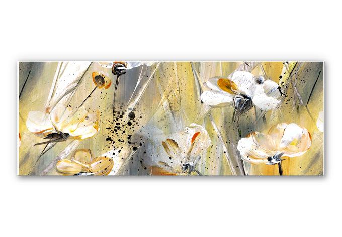 Wandbild Niksic - Little Flower - Panorama