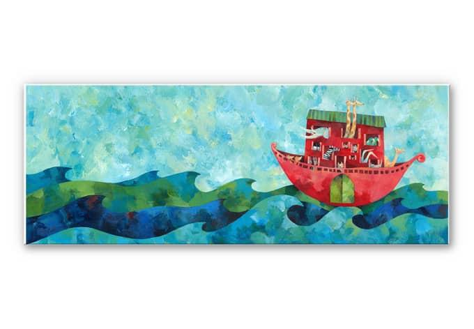 Wandbild Blanz - Arche Noah