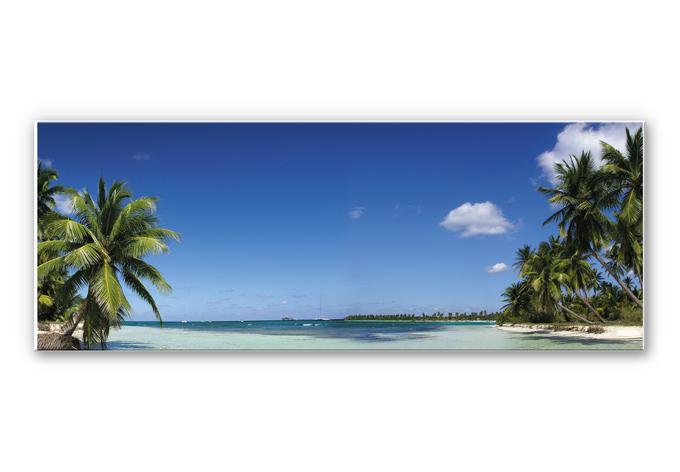 Wandbild Carribean Flair - Panorama