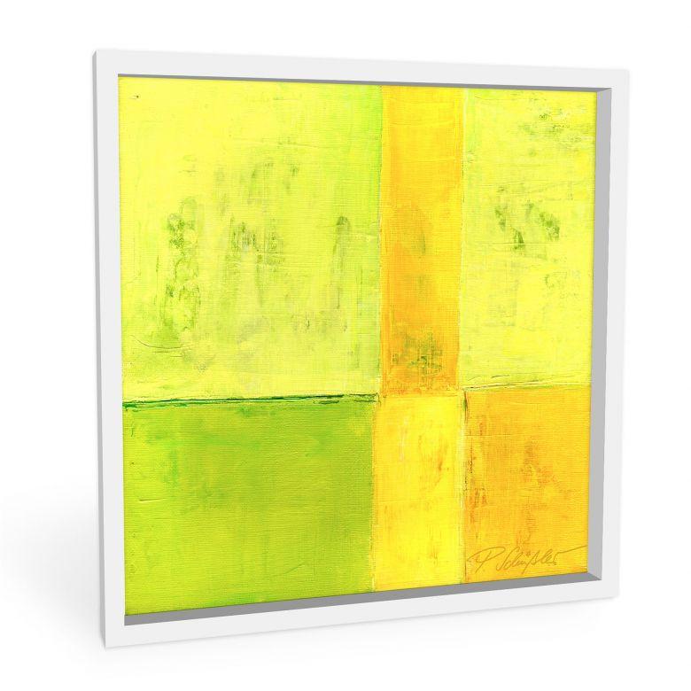 Hartschaum-Wandbild Schüßler - Spring Composition I | wall-art.de