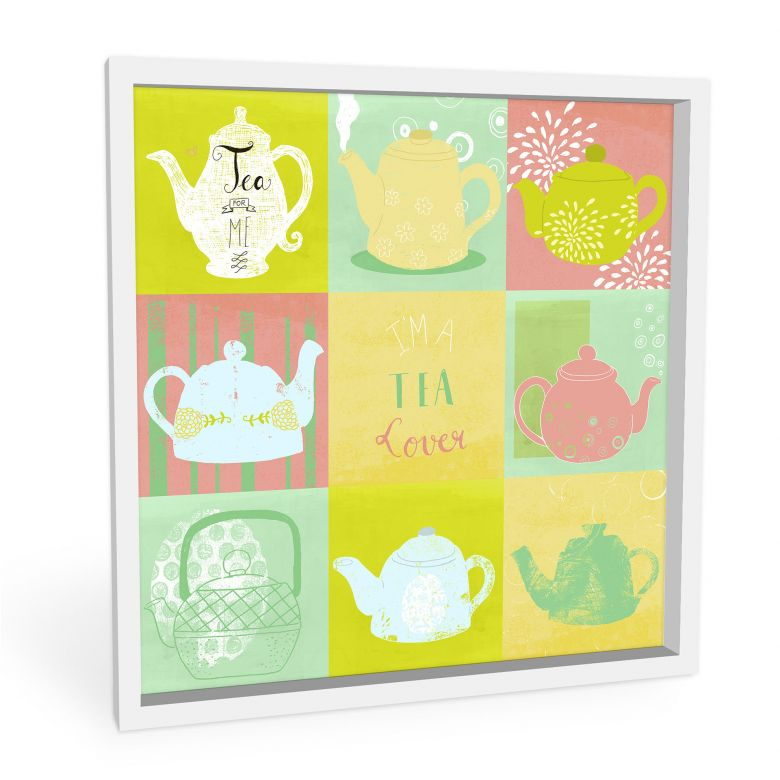 Wandbild Loske - Tea Time