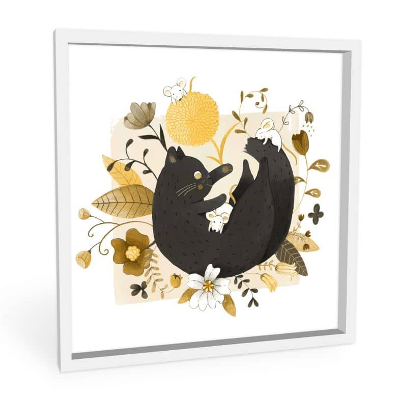 Wandbild Loske - Happy Together