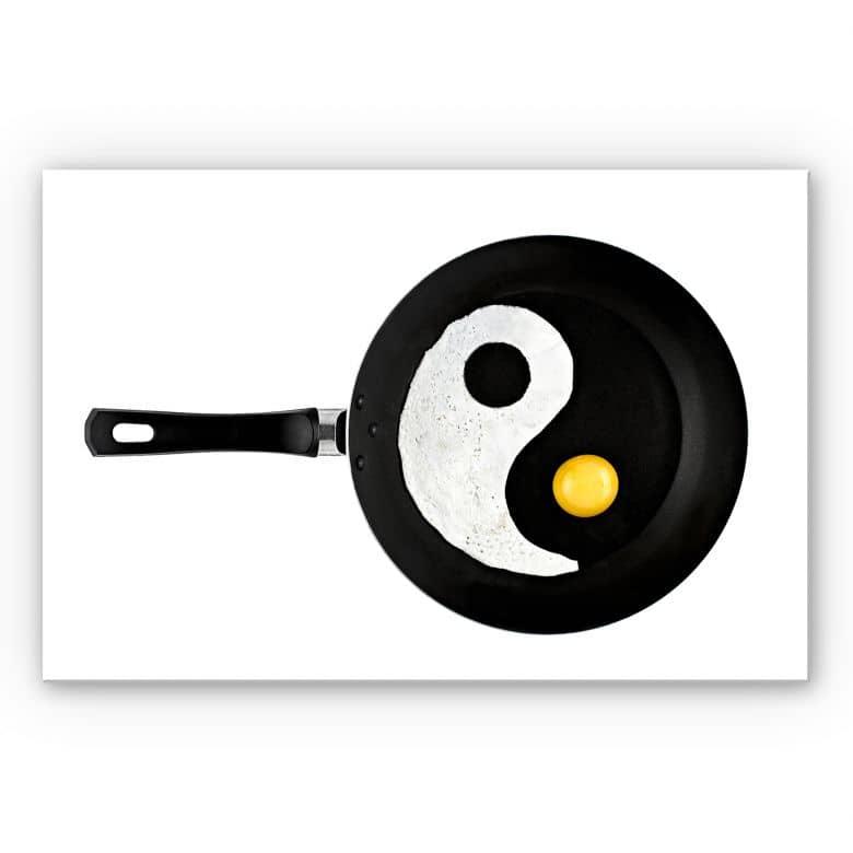 Wandbild Lavsen - Balanced Cuisine