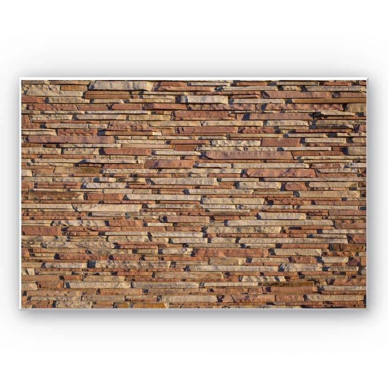 Wandbild Mauer 05