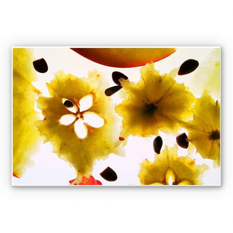 Wandbild Abstract Fruits