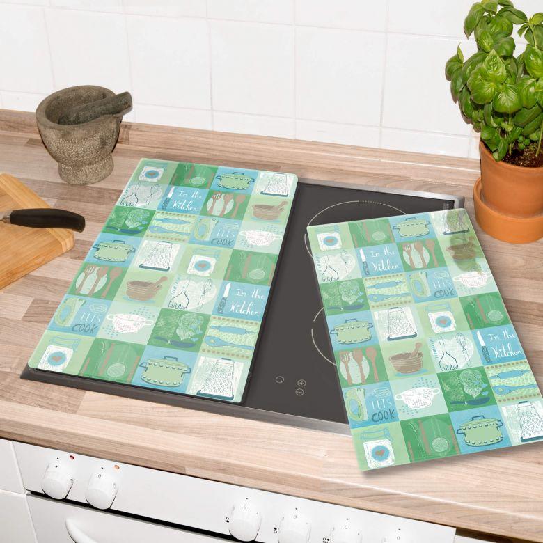 Herdabdeckplatte Loske - In the Kitchen