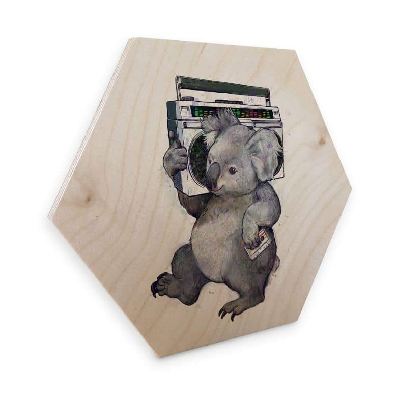 Hexagon Hout Graves - Music Koala