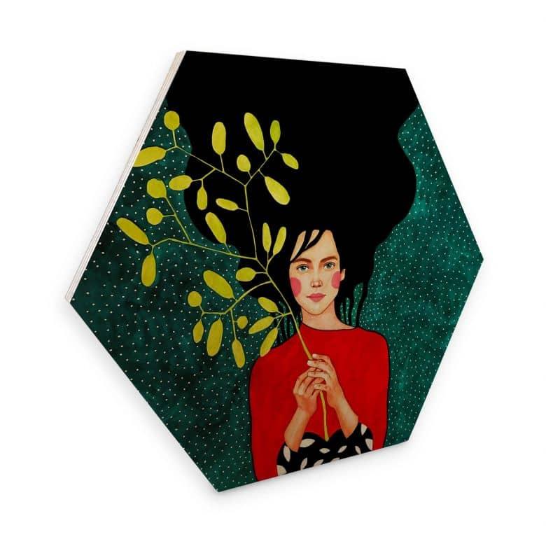 Hexagon - Holz Hülya - Existenz