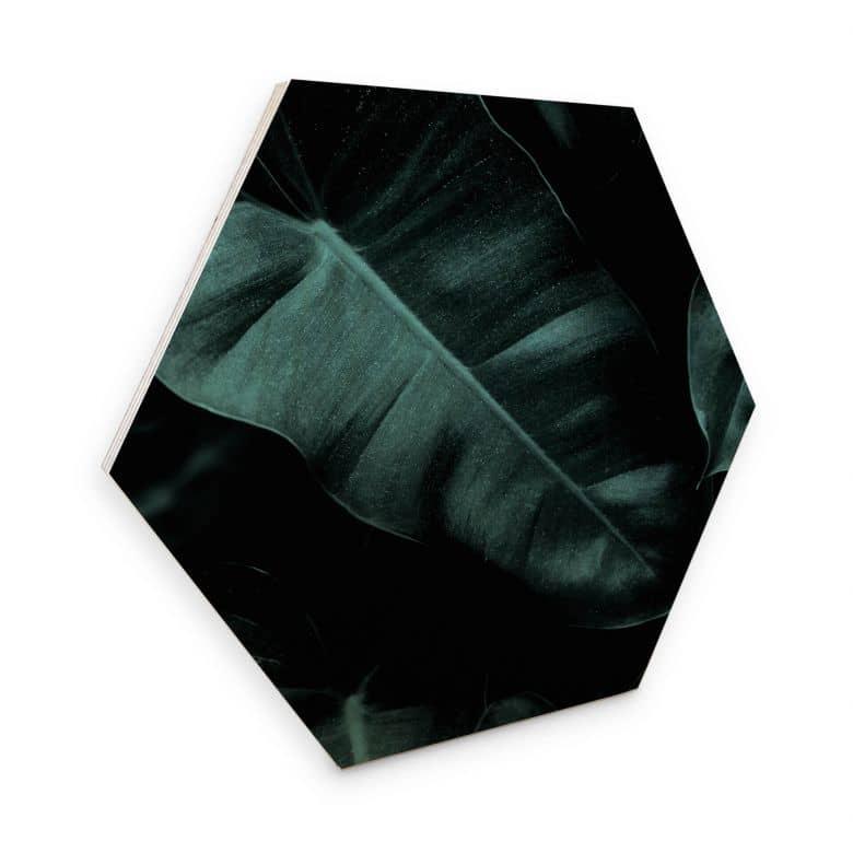 Hexagon Hout Kubistika - Jungle