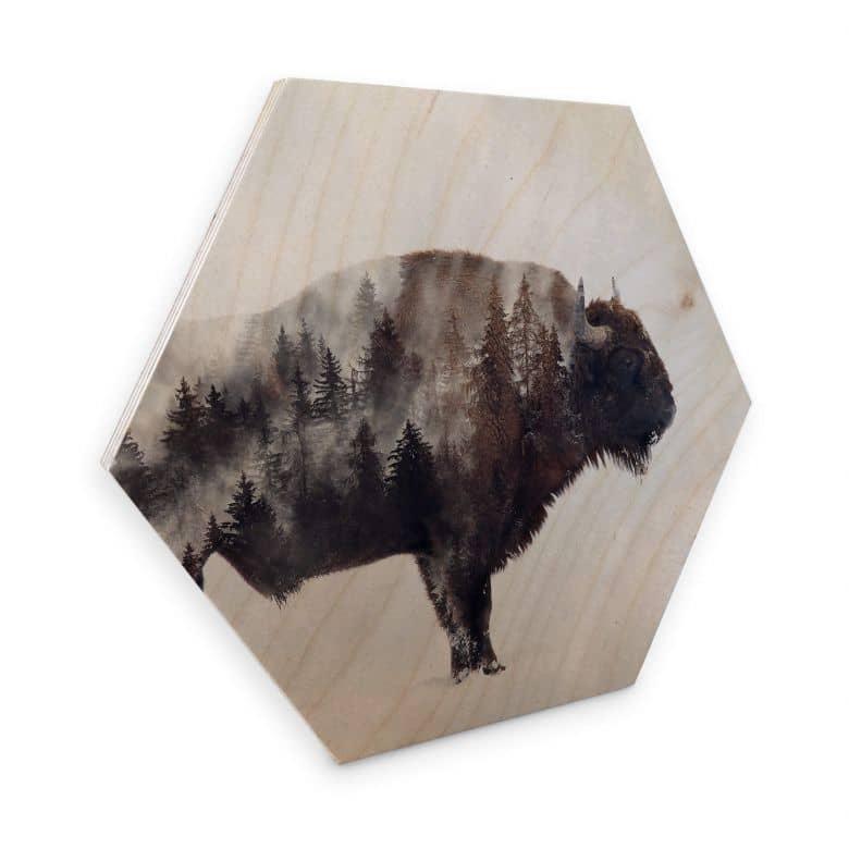 Hexagon Wood - Beáta - The Bison