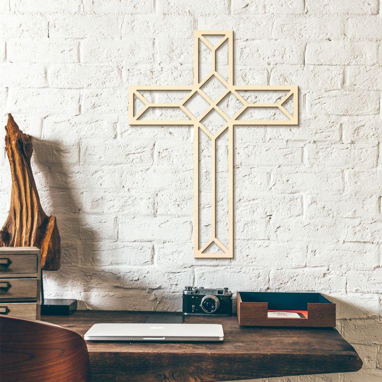 Wooden Cross – poplar wood