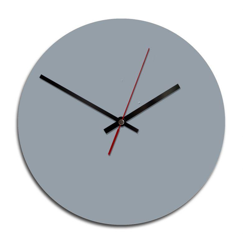 Orologio in legno - Antracite