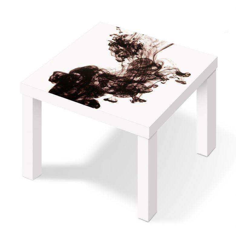 m belfolie f r ikea lack smoking water wall. Black Bedroom Furniture Sets. Home Design Ideas