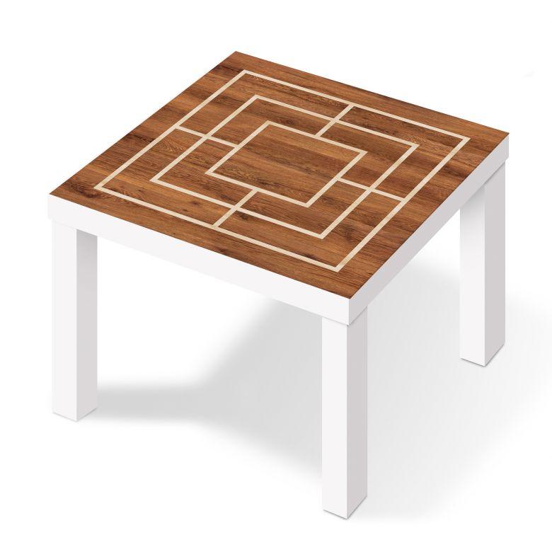 m belfolie f r ikea lack m hle wood wall. Black Bedroom Furniture Sets. Home Design Ideas