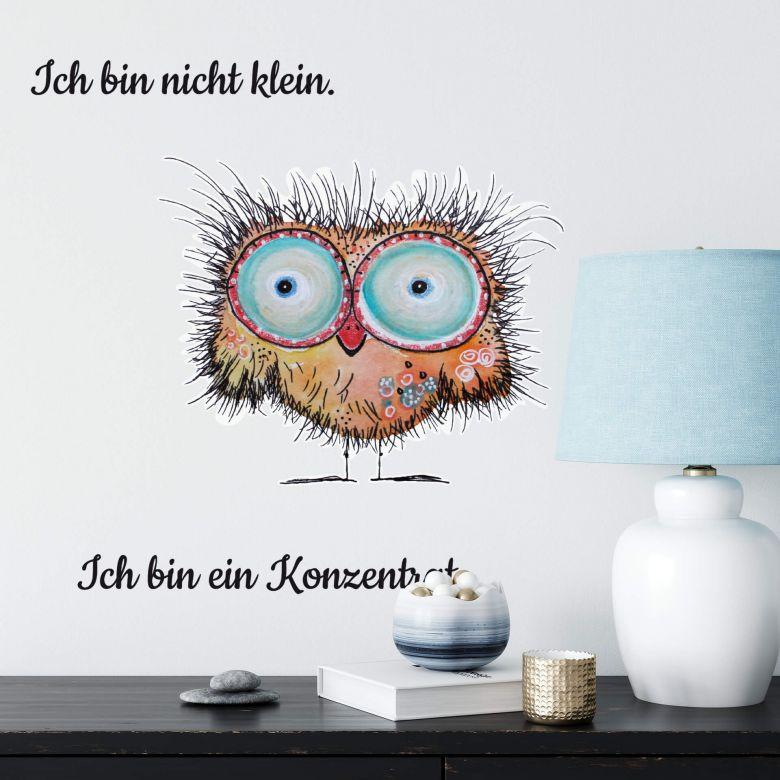 Adesivo - Hagenmeyer - Ich bin nicht klein
