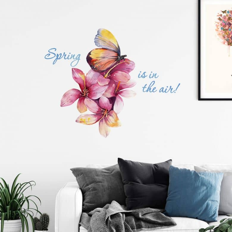 Wall sticker Kvilis – Springtime 02