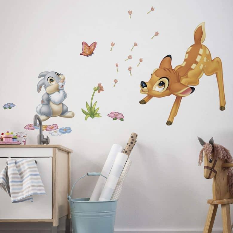 Wandsticker Bambi