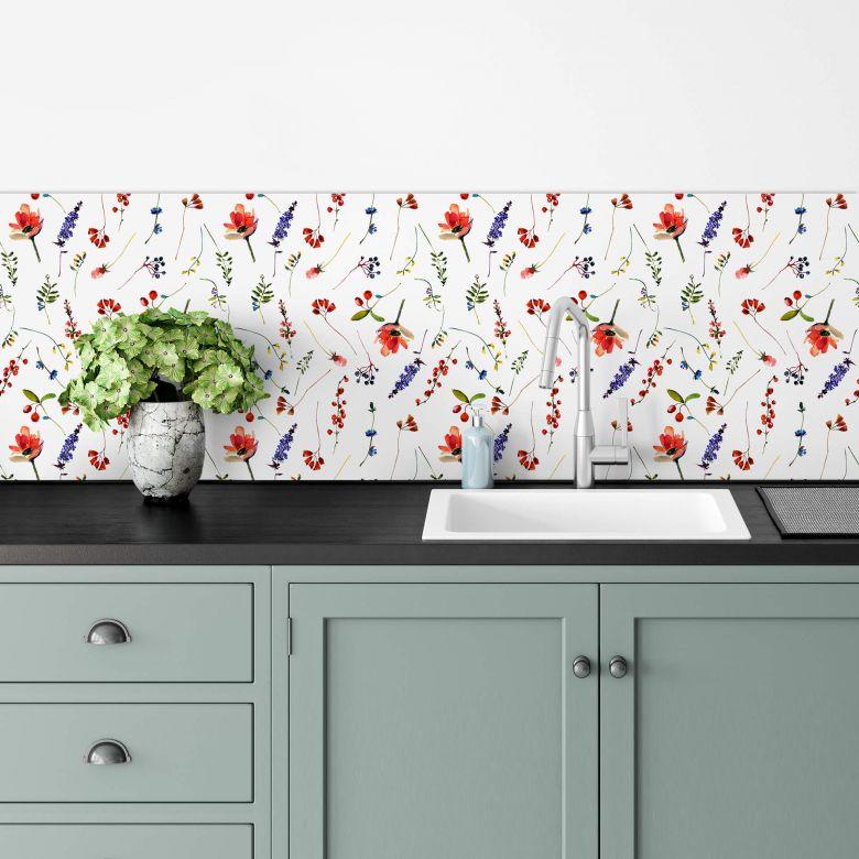 Küchenrückwand UN Designs - Mittsommertag