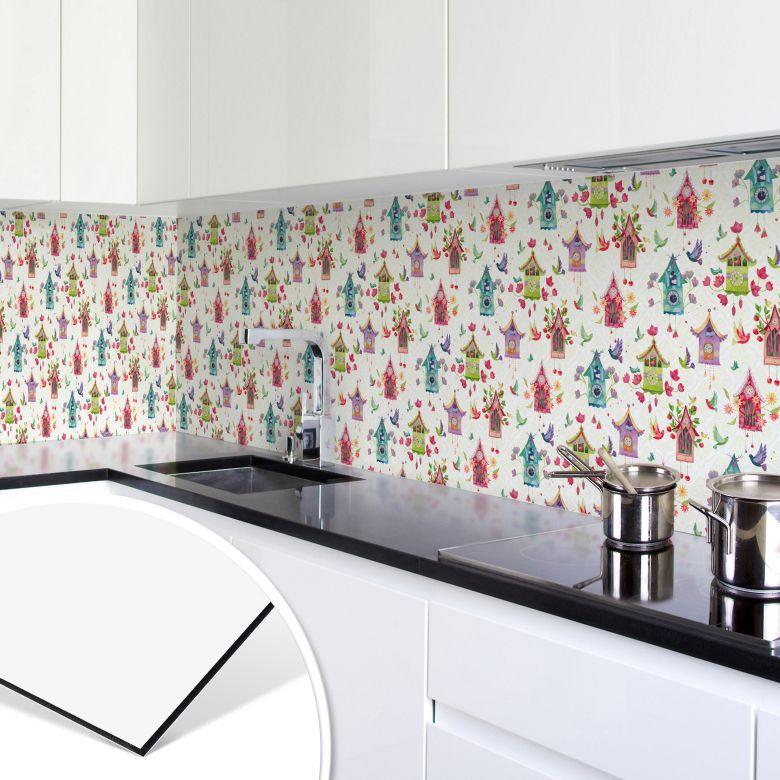 Küchenrückwand - Alu Dibond - Traumzeit