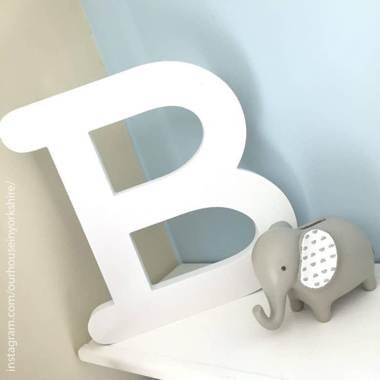 20 cm Deco Letters 3D letter