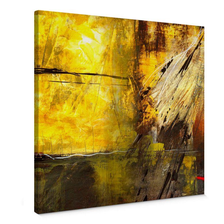 Tableau sur toile - Niksic - Le piquant de la vie