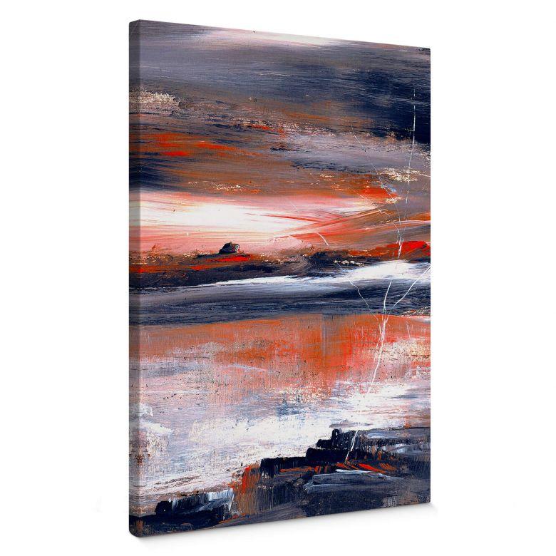 Niksic - Yearning Canvas print