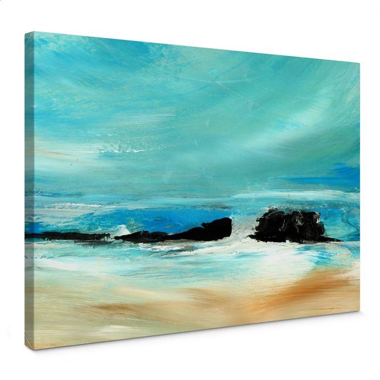 Canvas Niksic - Noordzee