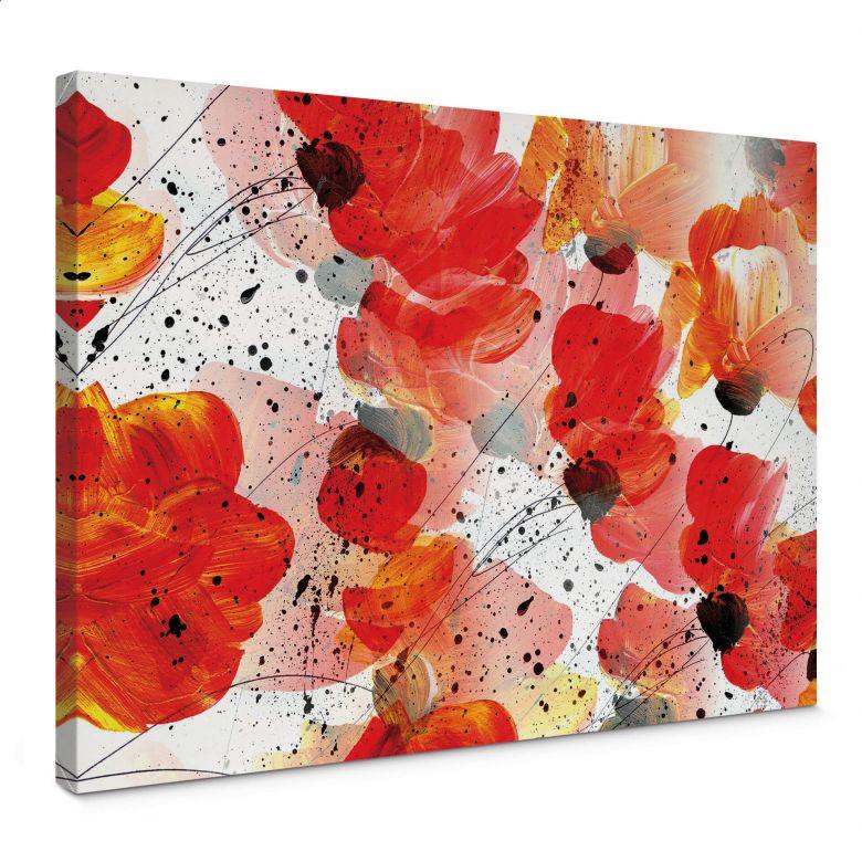 Niksic - Spring Festival Canvas print