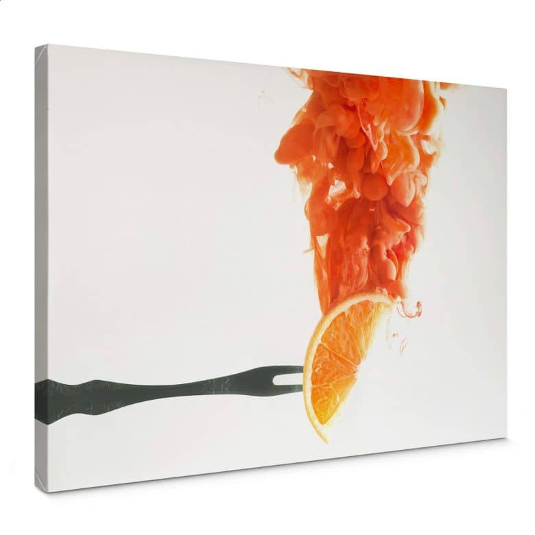 Canvas Print Belenko – Steamed Orange