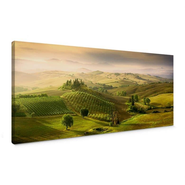 Canvas Bratkovic – Podere Belvedere – panorama