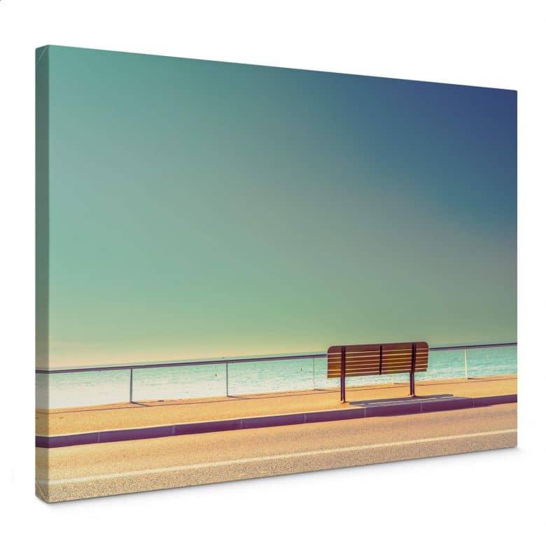 Leinwandbild Bratkovic - The Bench